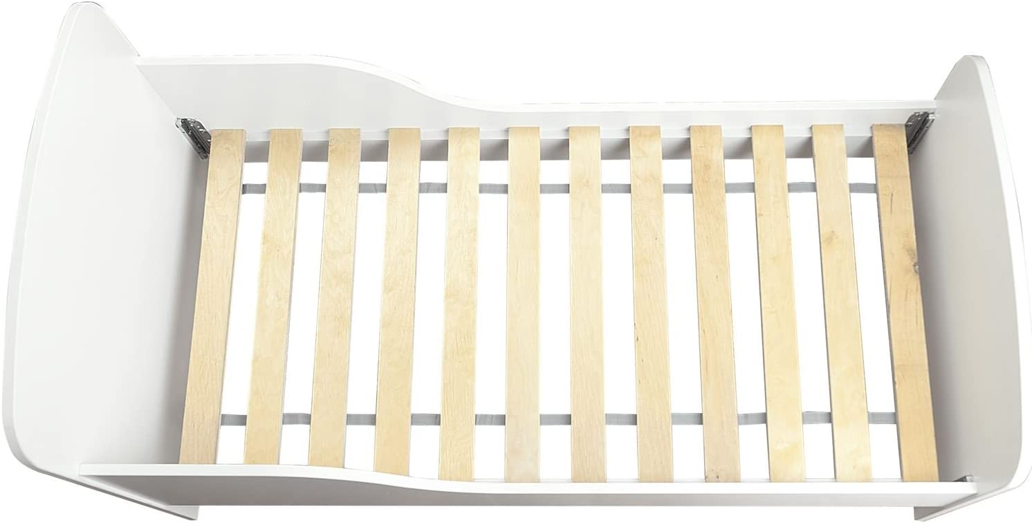 Price Right Home Jurassic Dinosaurs Toddler Bed plus Fully Sprung Mattress