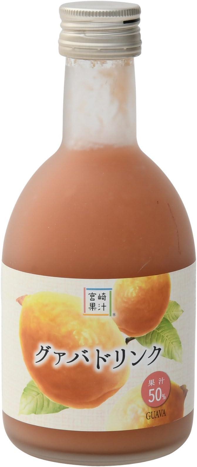 宮崎果汁 グァバドリンク 300ml