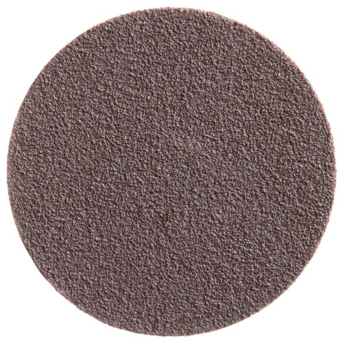 Merit PowerLock fx Flexible Abrasive Disc, Cloth Backing, Type II, Aluminum Oxide, 1″ Diameter, Grit 120 (Box of 25) – The Super Cheap