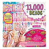 jewelry making kit for teens - Just My Style 11,000 Beads by Horizon Group USA