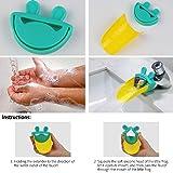 HAOXIN Faucet Extender Bath Spout Cover for Kids