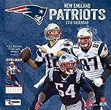 New England Patriots 2018 Calendar