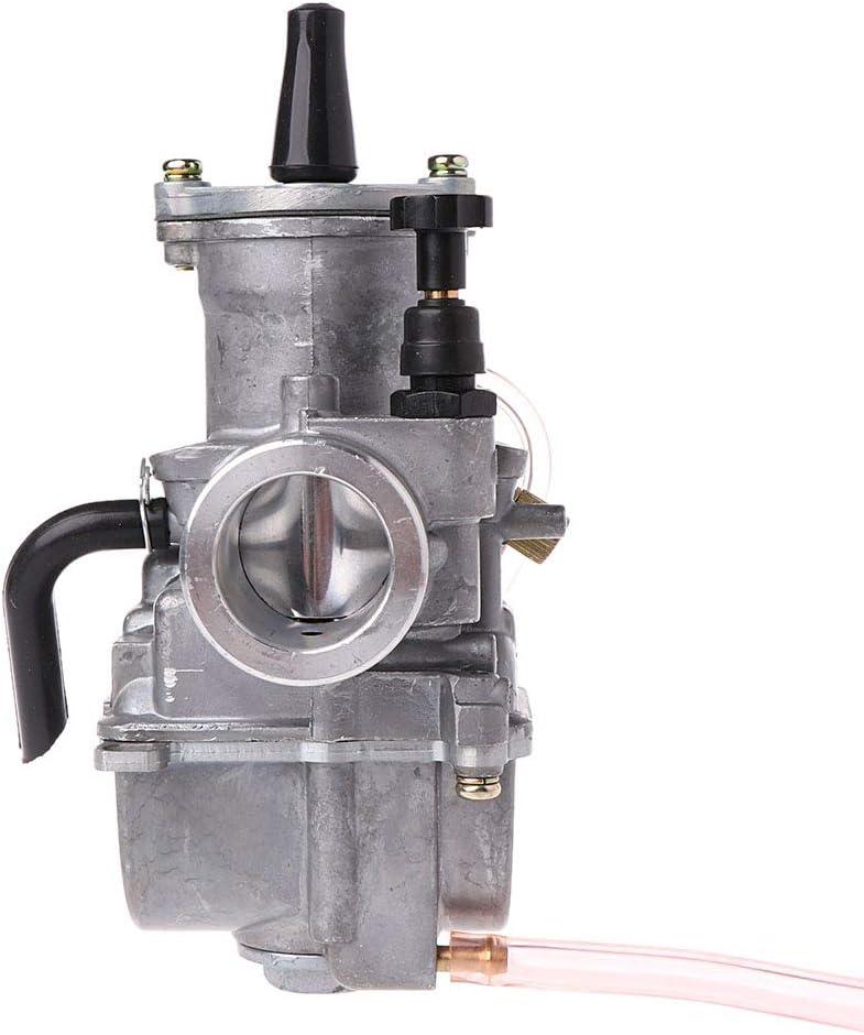 Carburador universal para motocicleta de 24 mm para Carb PWK Mikuni con Power Jet Sidougeri