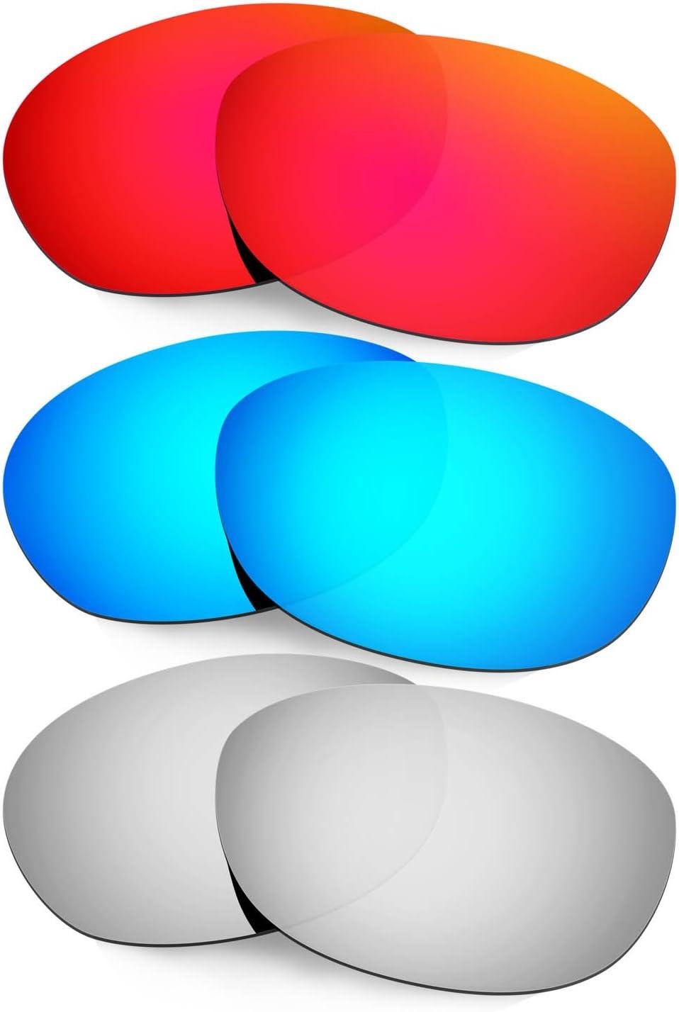 1 pair Hkuco Plus Mens Replacement Lenses For Costa Harpoon