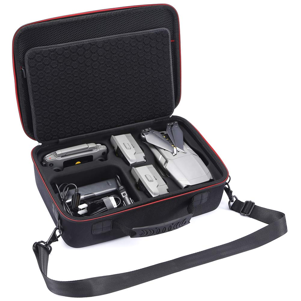 Hard Storage Carrying Case for DJI Mavic 2 Zoom/Pro Drone and Fly More Combo(Not fit for Mavic pro/Mavic Platinum) L3 Tech