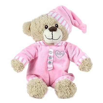 """eBuyGB Mi primer nacimiento bebé 11"""" oso de peluche para recién nacidos - juguete de"""