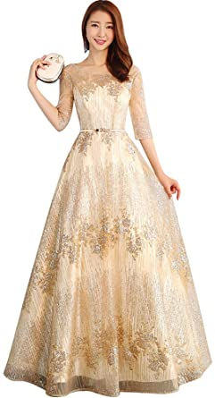 dcb0691bf10d8 パーティードレス プリンセス 年次総会 発表会 演奏会 結婚式 ブライズメイドドレス ロング