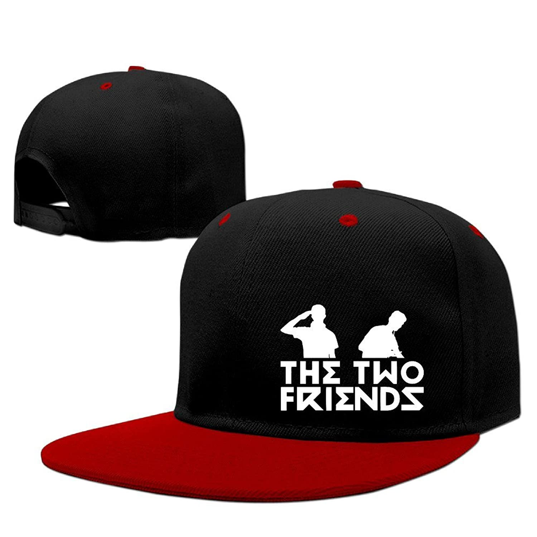 POPYol The Two Friends Snapback Adjustable Hip Pop Baseball Caps Hats For Unisex