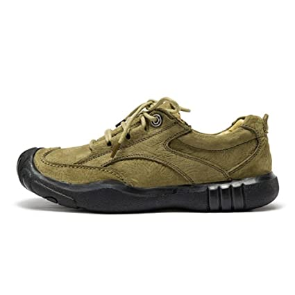 ac6fe5958b299 Amazon.com : Men's Hiking Shoes Leather 2018 Spring/Fall Hiking ...