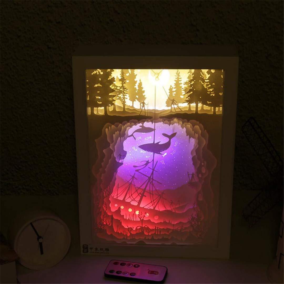 MTX Ltd Nachtlicht Bunte Pinguin Silikon Nachtlicht Kreative Nette Schlafzimmer Nachttischlampe Lade Modelle Patted Nachtlicht