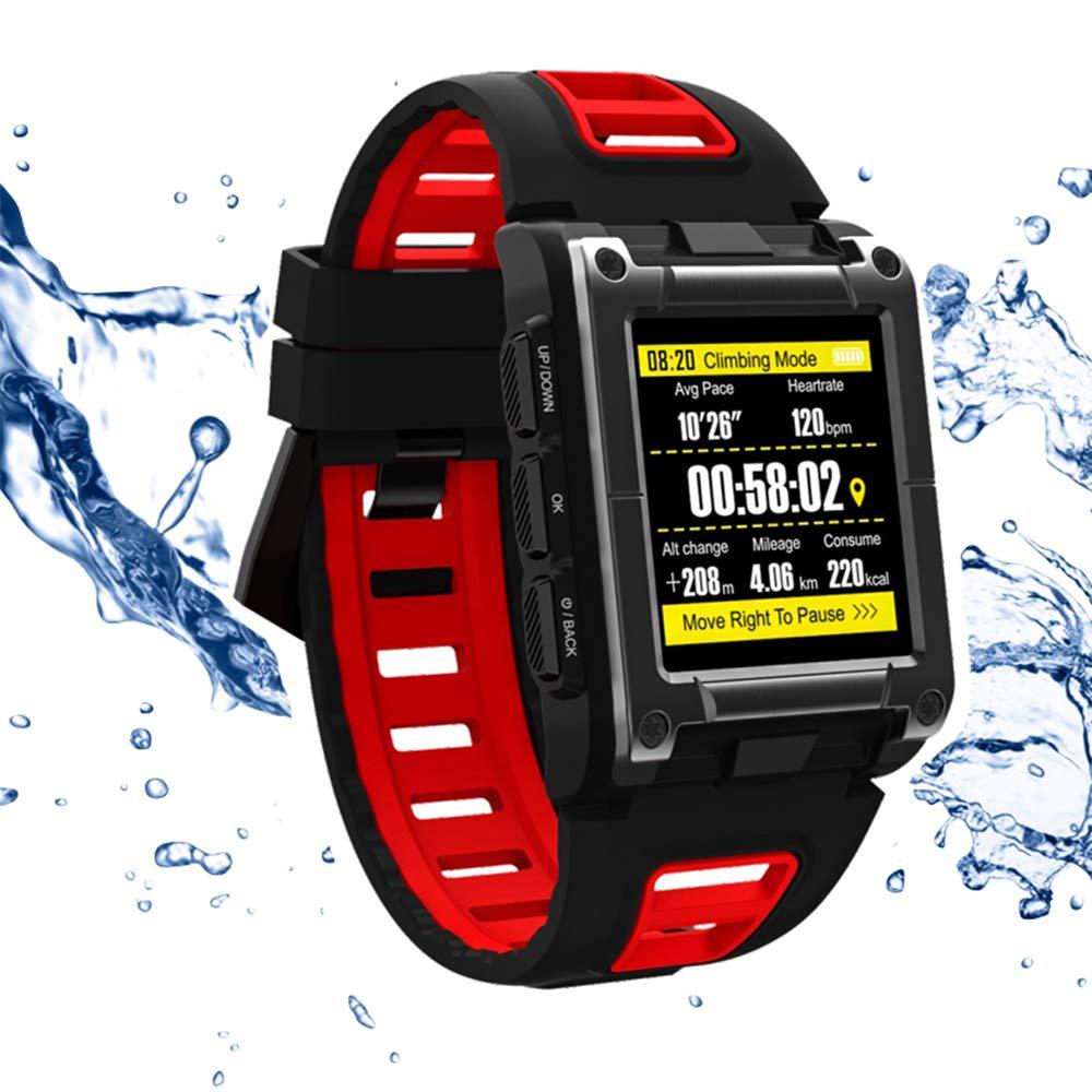 TONGTONG GPS Deporte IP68 Impermeable natación Reloj ...