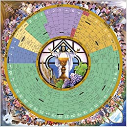 Year Of Grace Liturgical Calendar 2008 Poster Laminated Art By