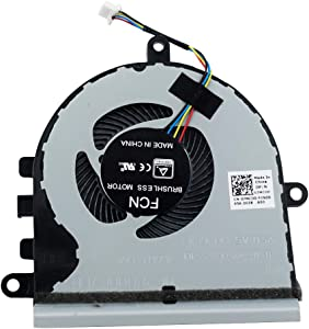 only for Dell Which Without CD-ROM!! Replacement CPU Cooling Fan Inspiron 15 5570 5575 P75F 15-5570 I5575-A214SLV-PUS Series Laptop 07MCD0 7MCD0