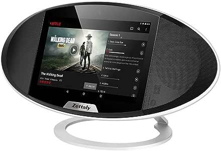 Zettaly Portable Speaker Internet Radio, WiFi Radio ...