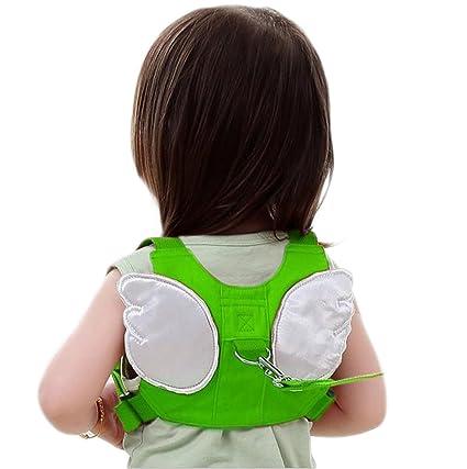 Laat - Mochila/arnés para niños de seguridad acolchada para llevar ...