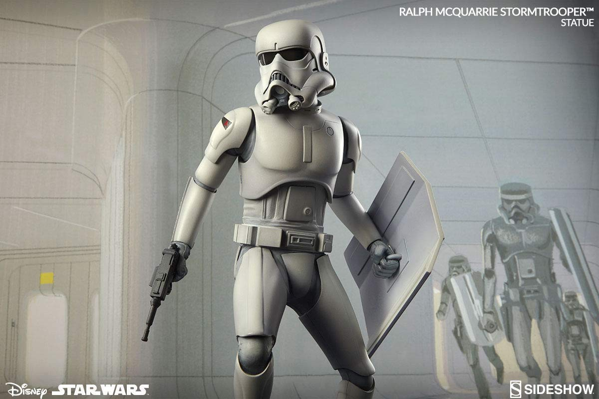 Sideshow - Star Wars - Stormtroopers Ralph McQuarrie - Officiel