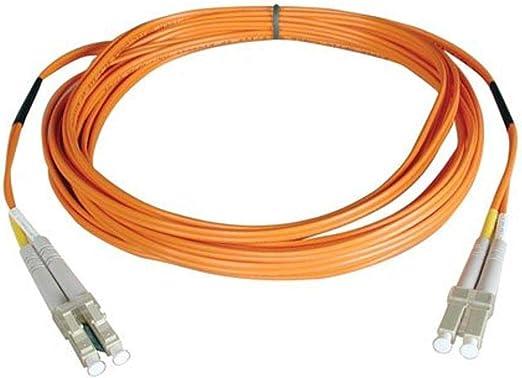 Tripp Lite Duplex Multimode 50/125 Fiber Patch Cable (LC/LC), 7M (23-ft.)(N520-07M)