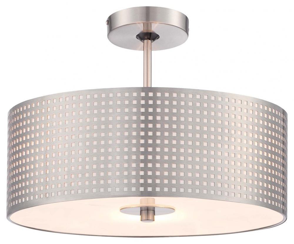 george kovacs p three light semi flush   amazoncom -