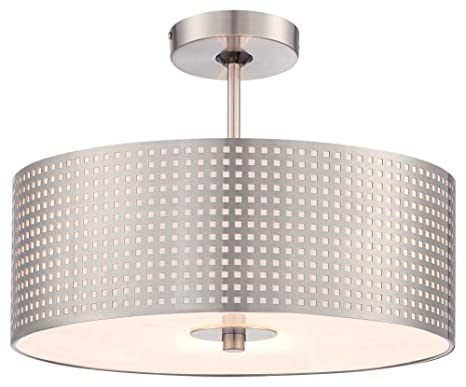 Amazon.com: George Kovacs p5747 – 084 – Lámpara de techo, de ...