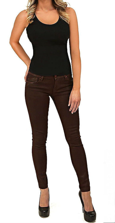 Lip Service Women's Waxed Denim Skinny Jeans