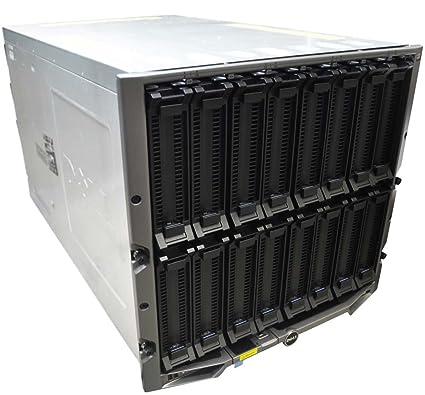 Amazon com: Dell PowerEdge M1000e 16 Slot Blade Server Chassis w/ 9x