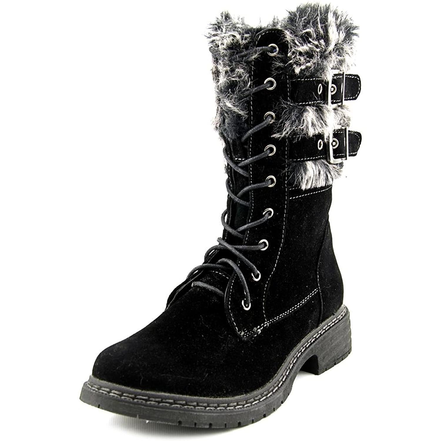 Wanted Pilsner Women Round Toe Synthetic Winter Boot