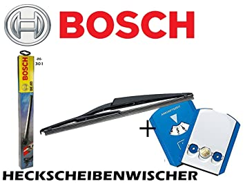 Bosch + INION Aparcamiento Incluye 3 x Chip de la compra Set – BOSCH H 801
