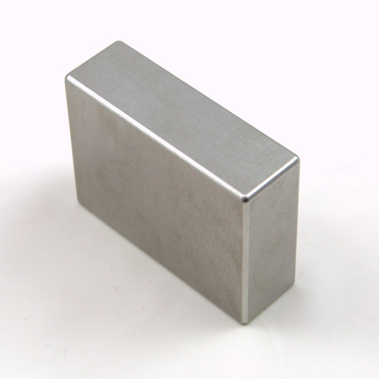 Tungsten Ergonomic Bucking Bar BB-4: 1.21 lbs, 5/8'' x 1.5'' x 2''