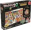 Wasgij Christmas Mystery Shopper Jigsaw Puzzle (2 x 1000 Pieces)
