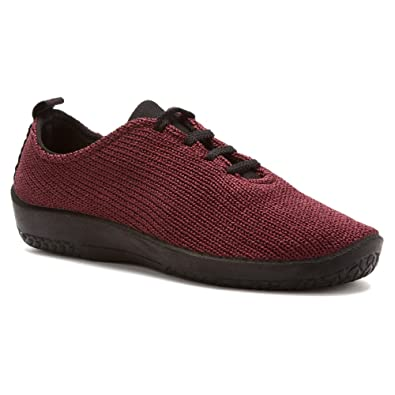Arcopedico Ls Oxford Womens Lace Ups Bordeaux