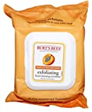 Burt's Bees Facial Cleansing Towelettes, Peach and Willow Bark, 25 Count