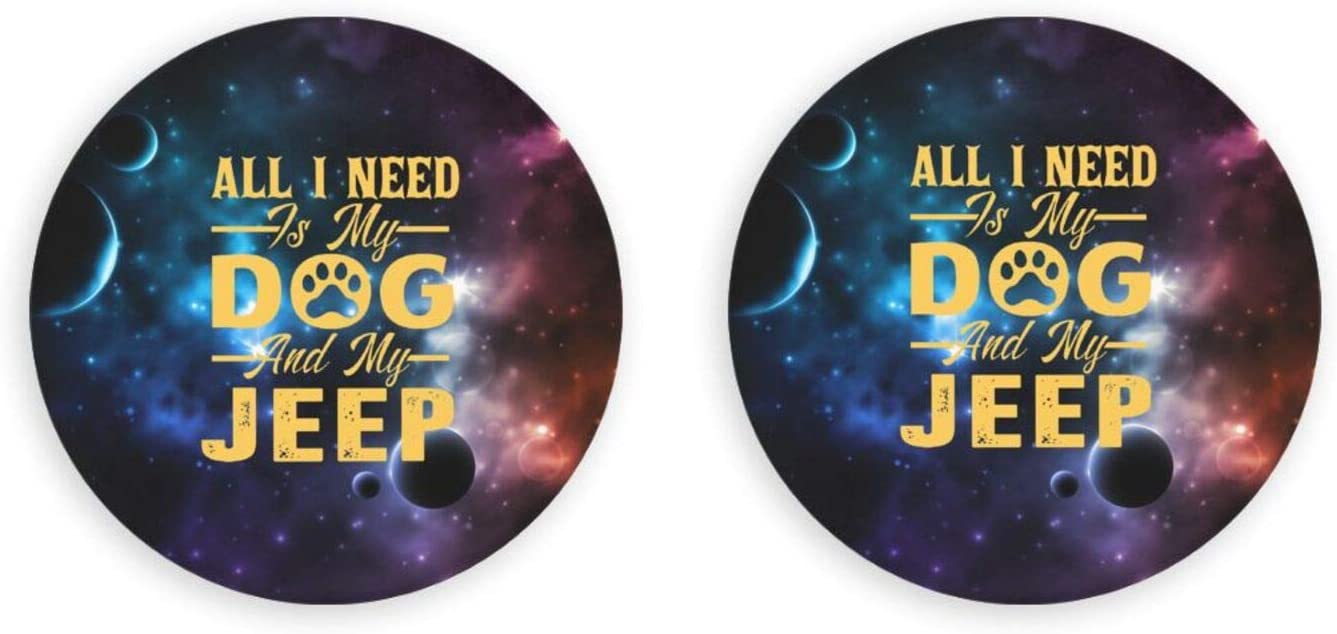 All I Need is My Dog Je-ep Fridge Magnets Soda Beverage Beer Bottle Opener Kitchen Home Decor