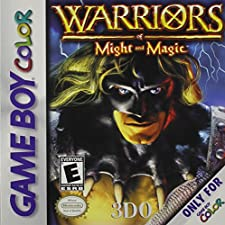 Warriors of Might & Magic - Game Boy Color