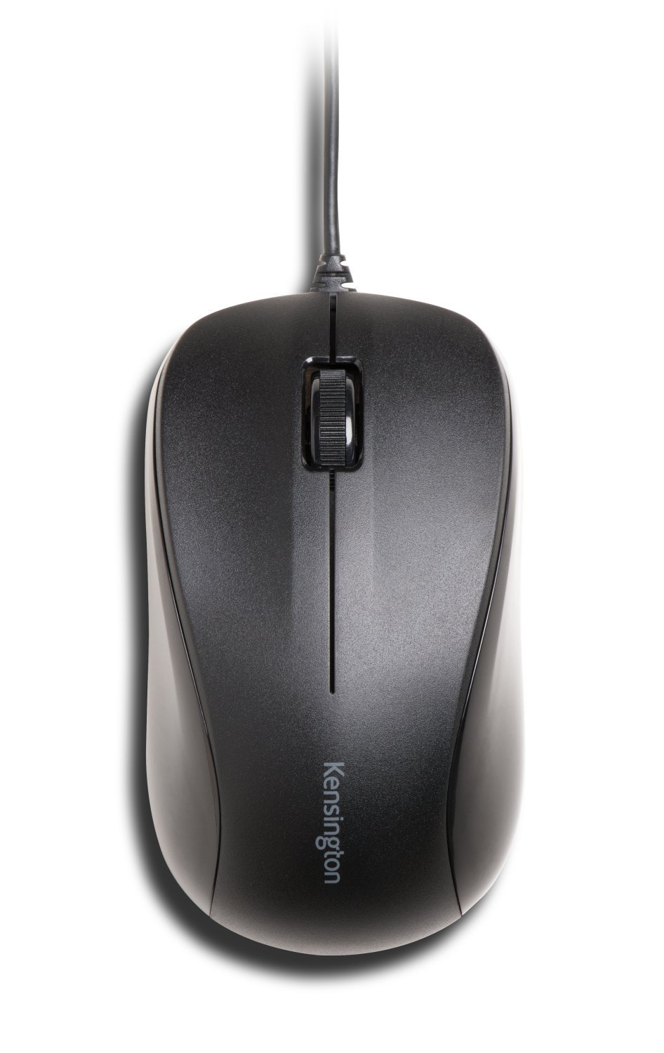 Kensington Silent Mouse-for-Life Wired USB Mouse - Black (K72110US)