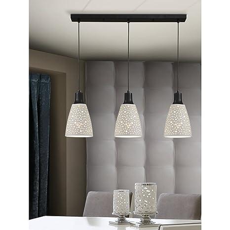 Amazon.com: Schuller Spain 473375I4L Modern Black Hanging ...