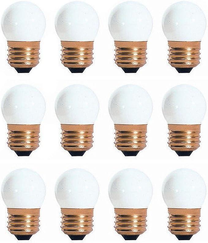 WESTINGHOUSE 7.5W S11 120V E26 BASE CERAMIC  INCANDESCENT LIGHT BULB