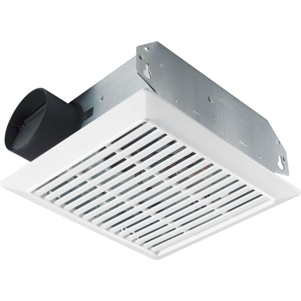 NuTone 695 70 CFM Wall/Ceiling Mount Exhaust Bath Fan   Bathroom Exhaust Fan    Amazon.com