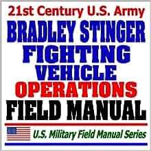21st Century U.S. Army Bradley Stinger Fighting Vehicle