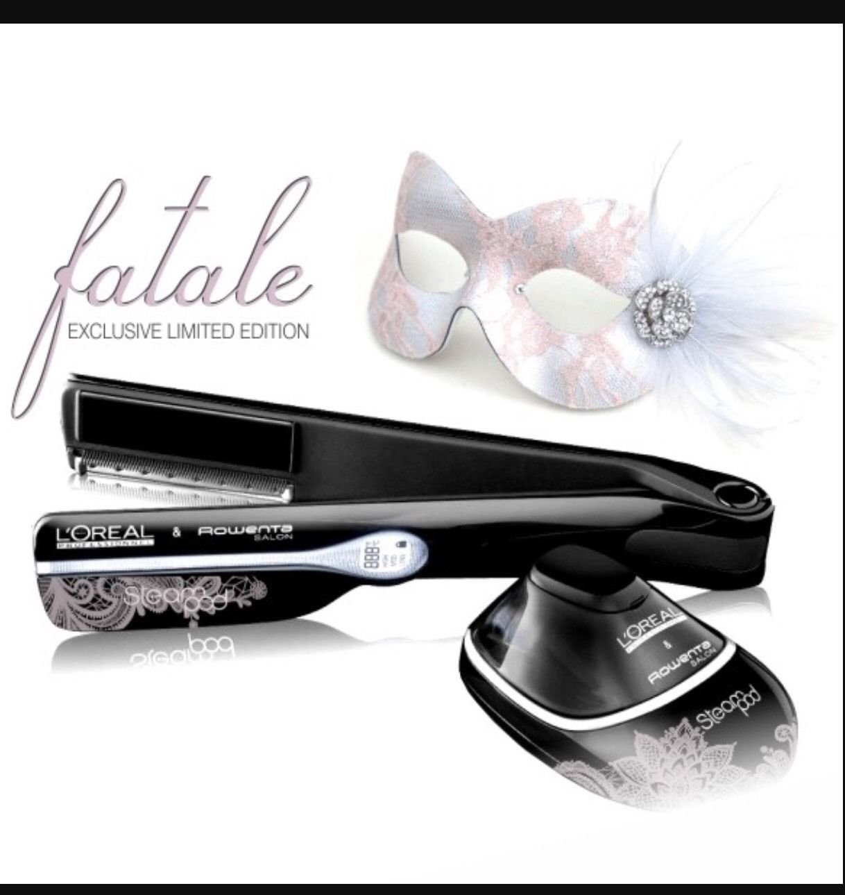 L'oreal professionnel haarpflege steampod fatale limited edition
