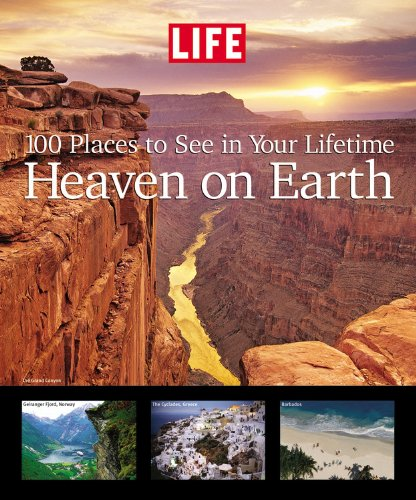 Gorgeous full-color photography, accompanied by detailed descriptions, captures some of the world's most beautiful and intriguing travel destinations, ranging from Australia's Great Barrier Reef or Africa's Mount Kilimanjaro to the Grand Canyon and N...