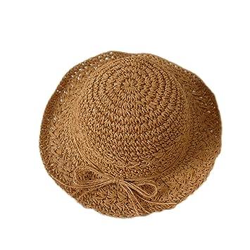 XF Sombrero de Sol para niños - Bebé Verano, Gorra Fresca, Gorra de Playa para niña, ...