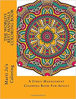 Amazon.com: The World\'s Best Mandala Coloring Book: A Stress ...