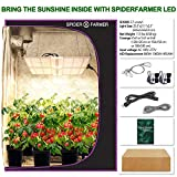 Spider Farmer Newest SF-4000 LED Grow Light 5x5