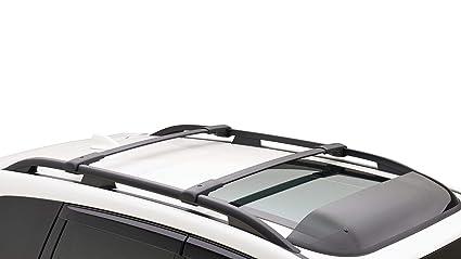 Amazon Com Subaru 2019 Forester Aero Crossbar Roof Rack Set New