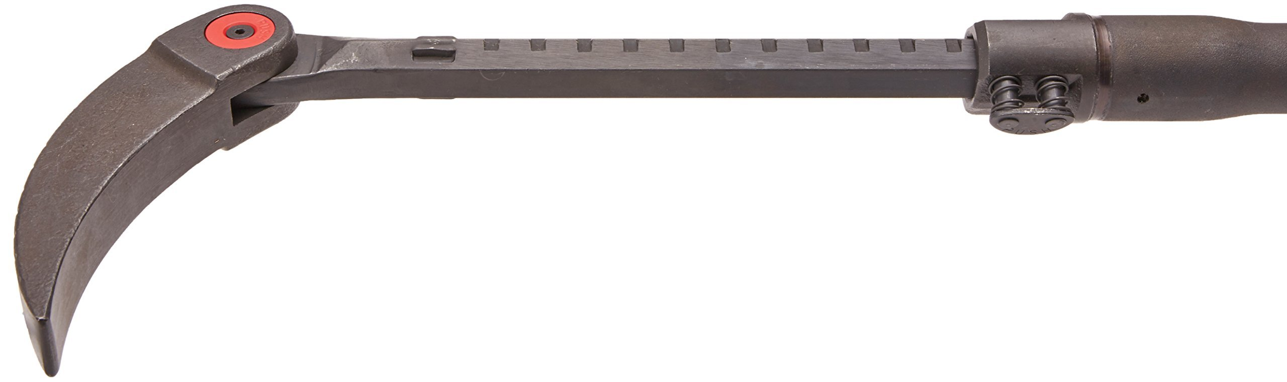 GearWrench 82248 48-Inch Extendable Pry Bar (Certified Refurbished) by Apex Tool Group (Image #2)