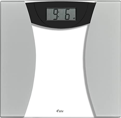Weight Watchers 8949u Glass Only Weight Scale Amazon Co Uk Health Personal Care