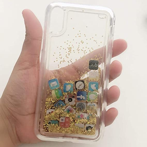 iphone xs coque water