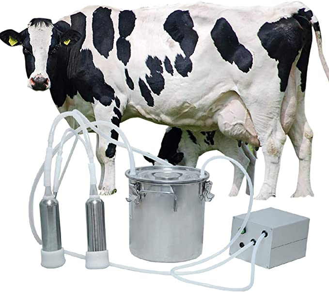 Milk Pulse Controller Milk Collection Cow Milk Pulse for Cow Farm Milking Machine Durable Stainless Steel Cow Milk Machine