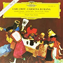 Orff: Carmina Burana (Vinyl) [Importado]