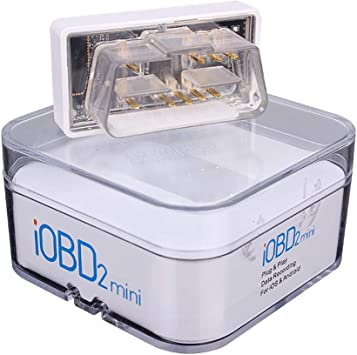 iOBD2 XTOOL Mini OBD II Car Engine Scanner Tool For Android /& IOS iPhone iPad